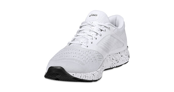 asics fuzeX Lyte Shoe Men white/bone white/black